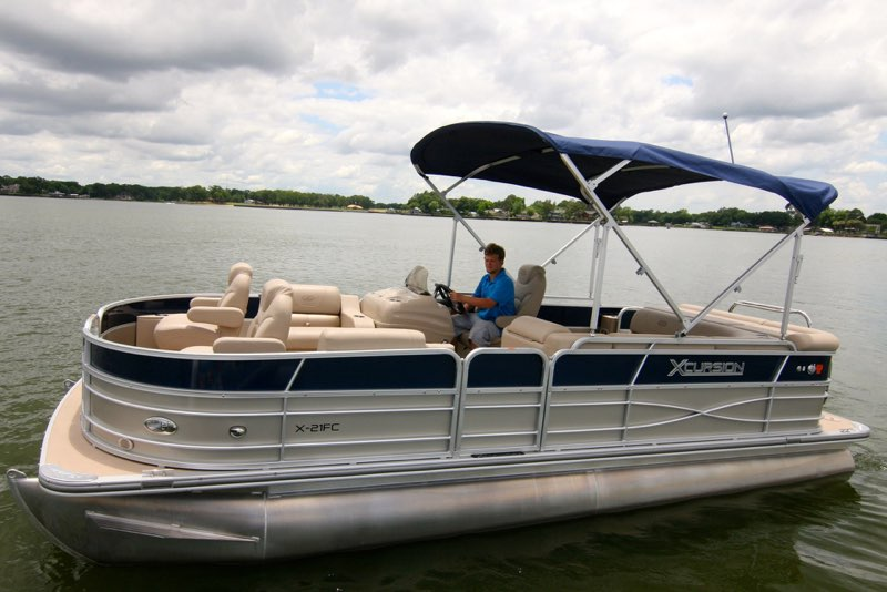 What NOT to Do On a Pontoon